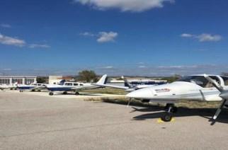 Διεθνής σχολή εκπαίδευσης πιλότων λειτουργεί πλέον στο αεροδρόμιο Αλεξανδρούπολης