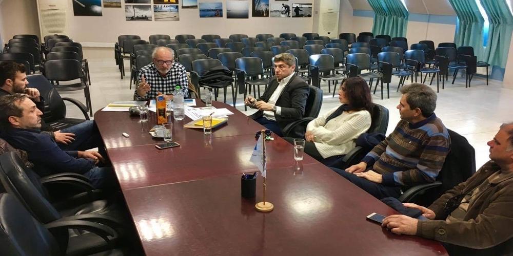 Οι προτάσεις της «ΑΝΑ.Σ.Α.» στη διαβούλευση για το νέο Master plan του Λιμένα