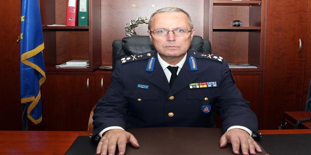 Ο Εβρίτης Σωτήρης Τερζούδης επικρατέστερος νέος Αρχηγός του Πυροσβεστικού Σώματος
