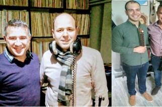 """Δυο νέοι Εβρίτες μουσικοί στην δισκογραφική δουλειά """"ΓΛΕΝΤΙΑ ΘΡΑΚΩΝ"""" του κορυφαίου Βαγγέλη Παπαναστασίου"""