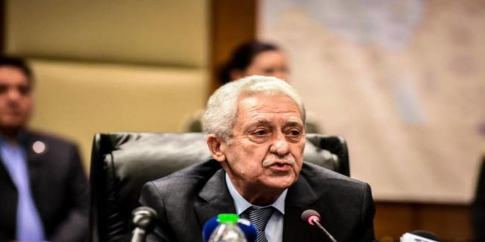 Έρχεται στον Έβρο ο αναπληρωτής υπουργός Άμυνας Φώτης Κουβέλης