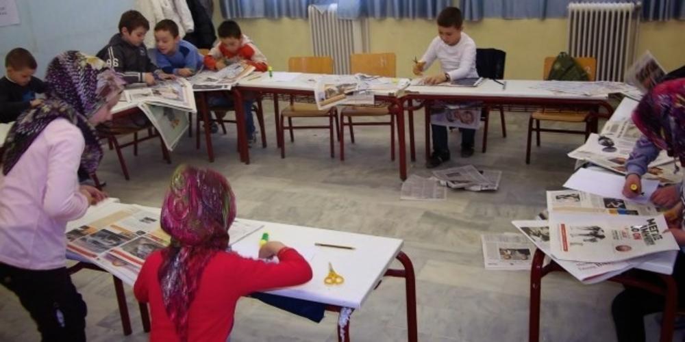 «Να σταματήσει τώρα η προσπάθεια επιβολής των δίγλωσσων νηπιαγωγείων στη Θράκη απ' την Κυβέρνηση». Ερώτηση ΚΚΕ