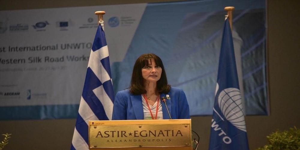 Επίσκεψη και σύσκεψη της Έλενας Κουντουρά αύριο στην Αλεξανδρούπολη, για τα τουριστικά προβλήματα