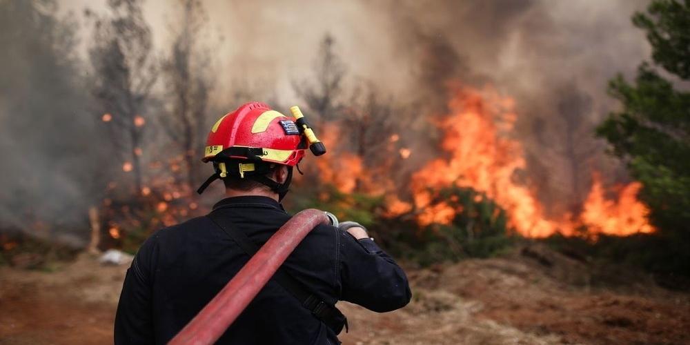 Δημοσιεύθηκε το ΦΕΚ για πρόσληψη 151 Δασοπυροσβεστών μέσω ΟΑΕΔ στον Έβρο