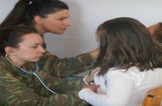 Ιατρικό στρατιωτικό κλιμάκιο την Τετάρτη σε χωριό της Ορεστιάδας
