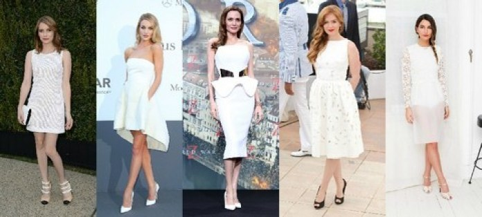 e658d4b72e76 Λευκό φόρεμα  Το must του φετινού καλοκαιριού - evros24.gr