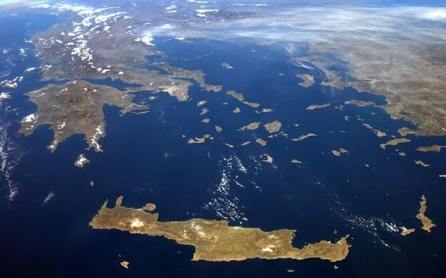 Το Αιγαίο Πέλαγος μέσα από την οπτική των Διεθνών Οργανισμών ...