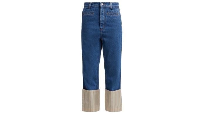 Το στοιχείο στο τζιν παντελόνι που θα κυριαρχήσει παντού το 2019 ... ce32692fd19
