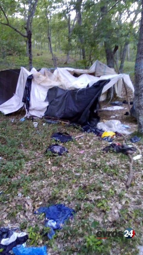 Έβρος-Ορεινός όγκος Δερείου: Περισσότεροι οι παράνομοι μετανάστες από τους κατοίκους! ΕΙΚΟΝΕΣ