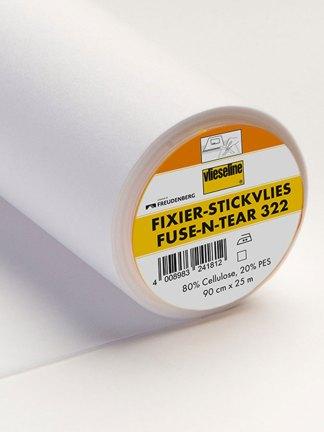 Клеевой флизелин FIXIER-STICK - белый
