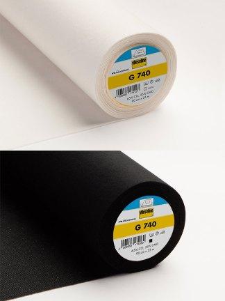 Тканая прокладка флизелин G-740 - кремовый