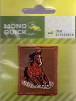 Термоаппликация<br>MQ-MN-04505-2019<br>Нашивка лошадь</br>
