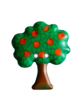 Пуговица DILL – Дерево
