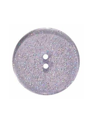 Пуговица DILL – Круглая с блестками