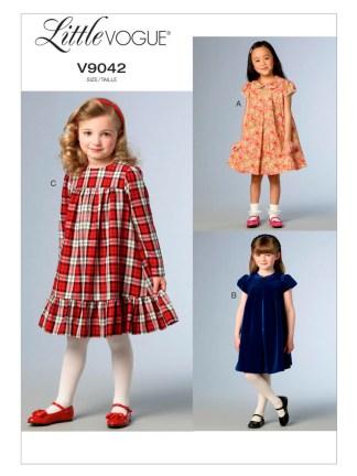 Выкройка Vogue №9042