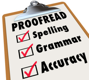 Proofread  XS