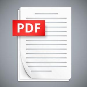 PDF translation - EVS Translations