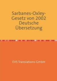 Sarbanes-Oxley Act German