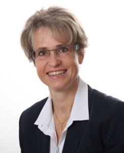 Monika Heusel, General Manager of Marketing