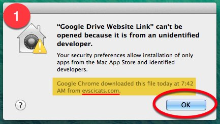 mac links wont open in chrome