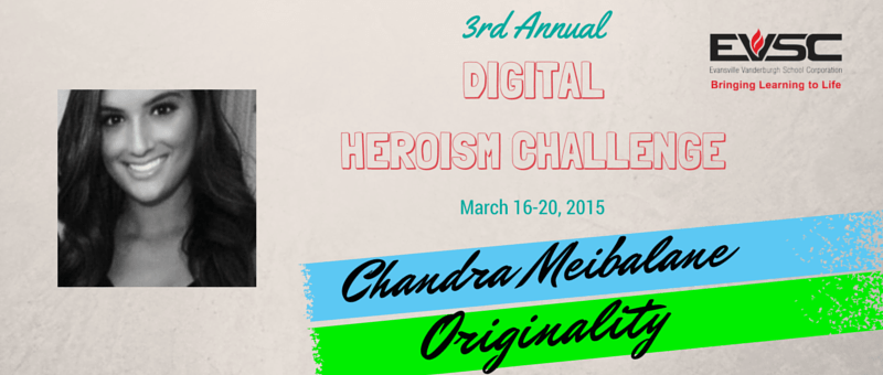 EVSC Digital Heroism Challenge- Day 2- Originality