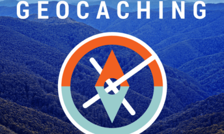 EVSC Student Challenge – Day 3 – Geocaching