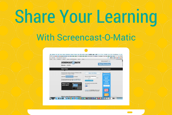 EVSC Student Challenge – Day 4 – Screencast-O-Matic