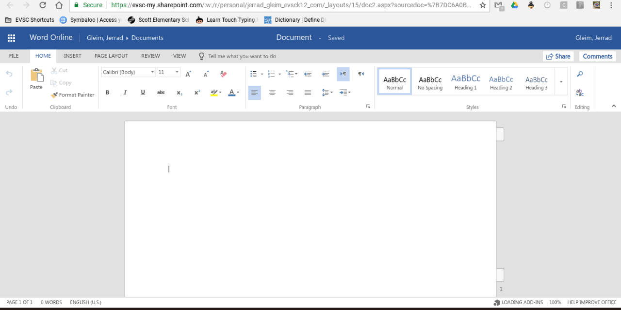 2 Ways to Use Microsoft Office on a Chromebook - EVSC