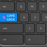 How to Change the Search Key to CAPS LOCK on a Chromebook