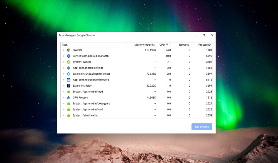 How to Force Close an App on a Chromebook