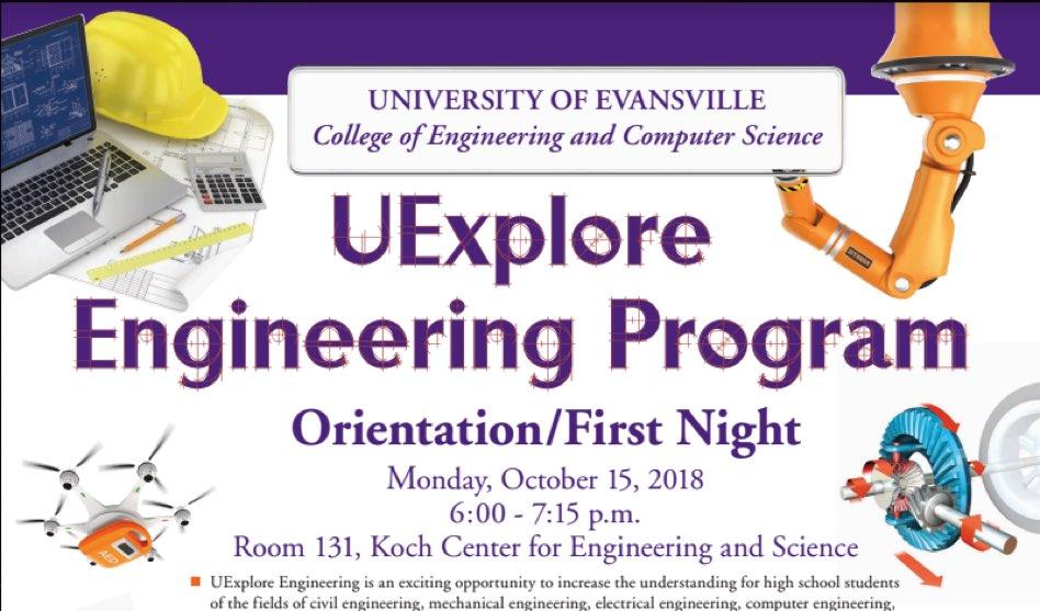 University of Evansville UExplorer Engineering Program