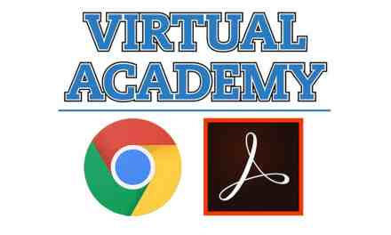 Virtual Academy – Chromebook PDF Tutorials