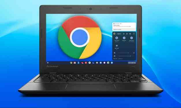How to Update Chromebook OS Software