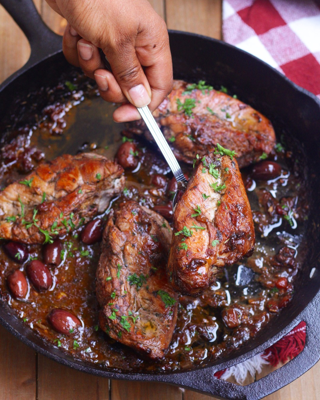 What Dinner Can I Make With Chicken: Chicken Provencal- French Fall Inspired Dinner