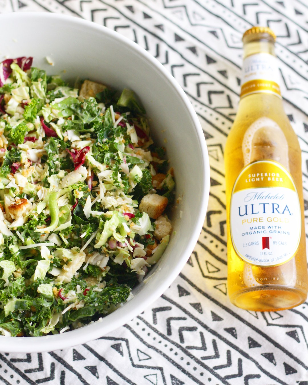 Healthy Eating & Drinking: Michelob Ultra Pure Gold - Ev's Eats