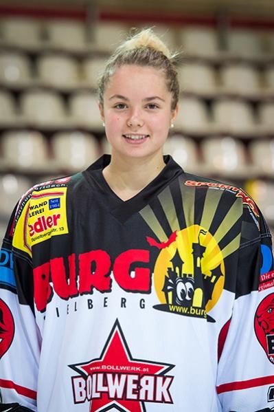 Jenny Pesendorfer Striker EV Zeltweg Murtal Lions