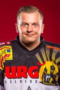 Christoph Kriegl Verteidiger EV Zeltweg Murtal Lions