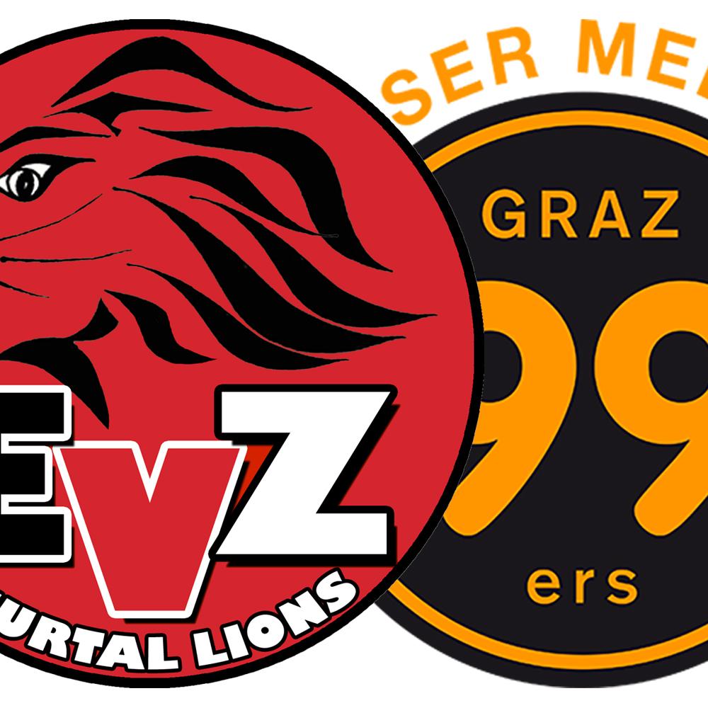 EV Zeltweg Murtal Lions II vs Graz99ers II