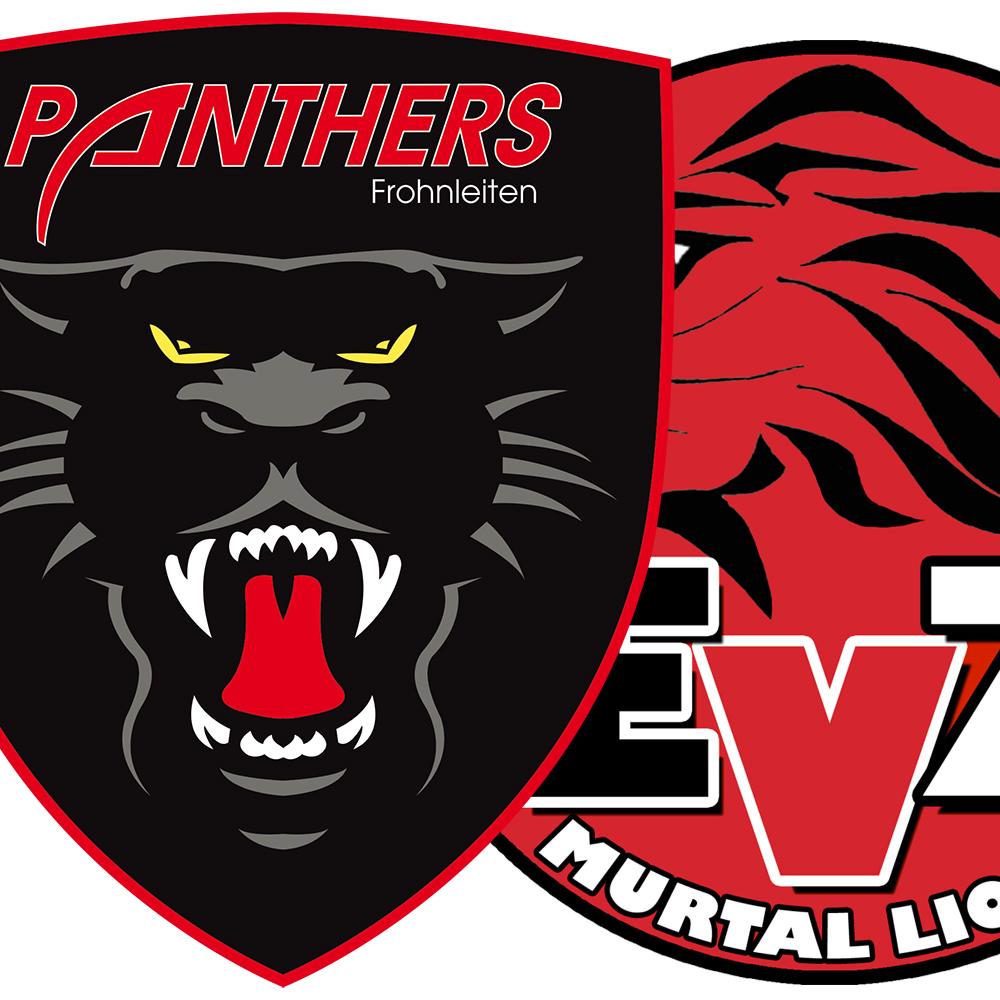 Frohnleiten Panthers vs EV Zeltweg Murtal Lions
