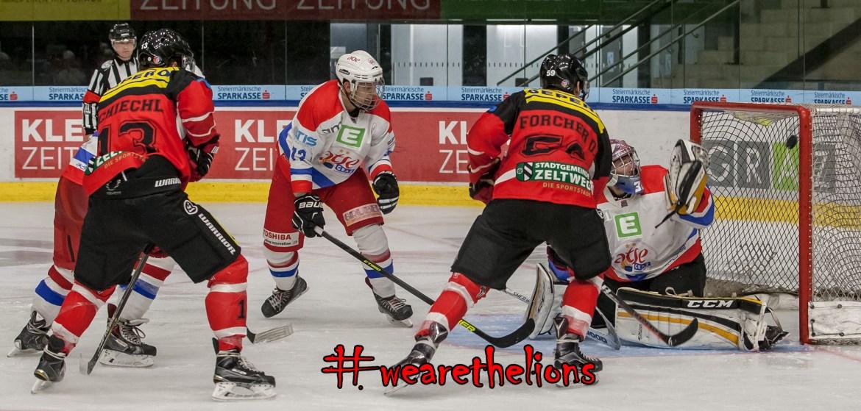Sieg für die Murtal Lions in Graz