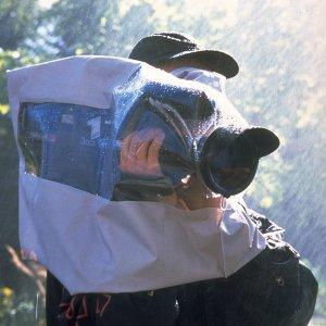 TVC-1 Hurrican Hood in action in the rain