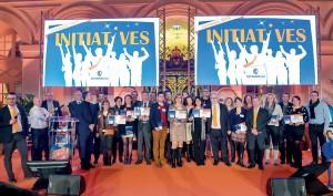 INTITIATIVES 2016 laureats