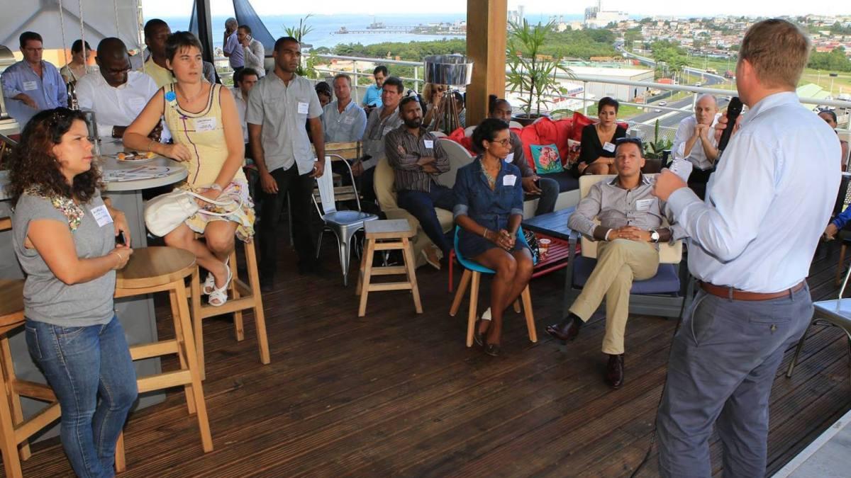Business & Breakfast CANAL+ BUSINESS au Cloud – Martinique – 17/06/16