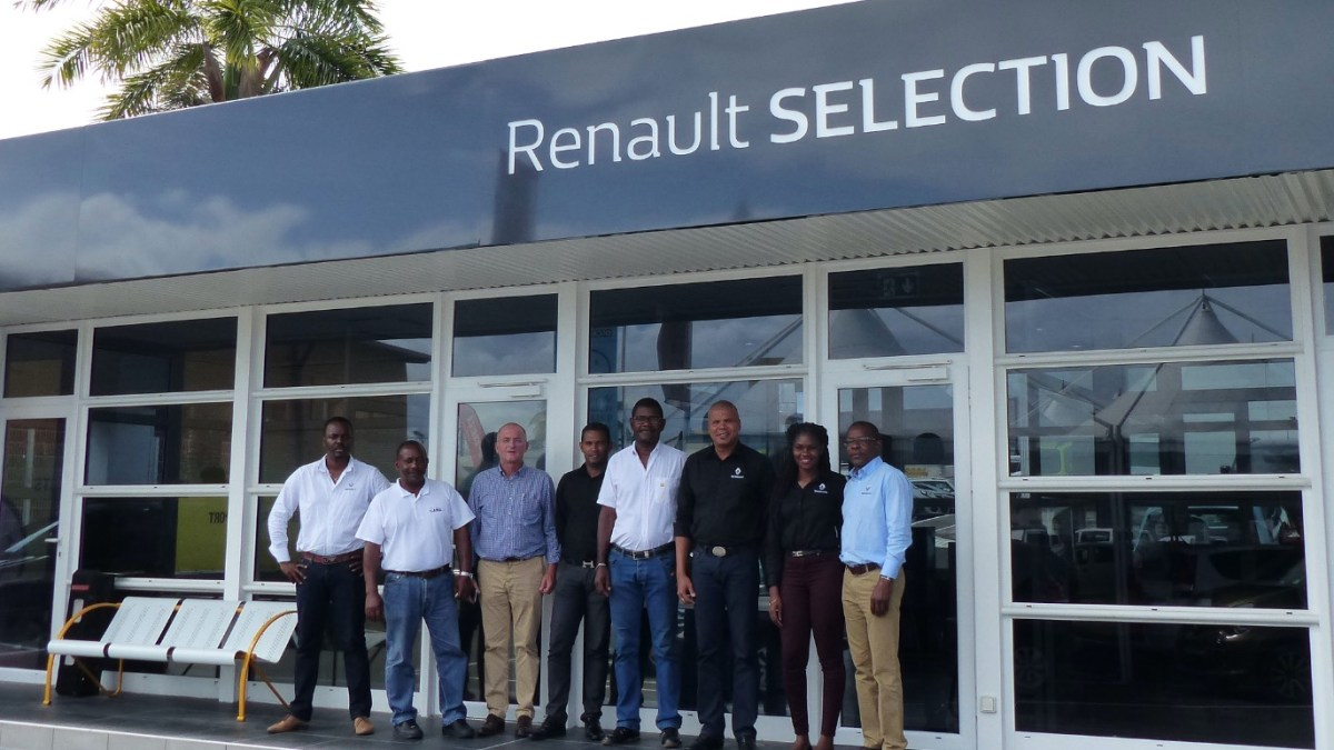 Dossier transport : Renault Sélection, la nouvelle référence du véhicule d'occasion en Guadeloupe