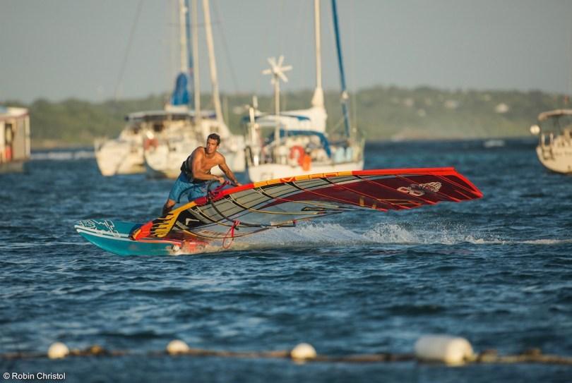 windsurf guadeloupe