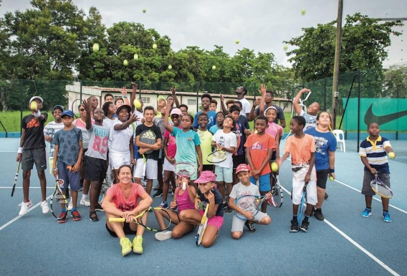 Tennis club de Dugazon