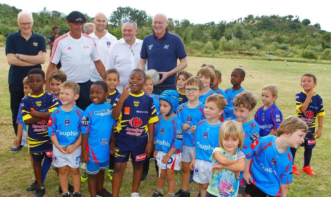 Comité  territorial de rugby de Guadeloupe Monsieur le président