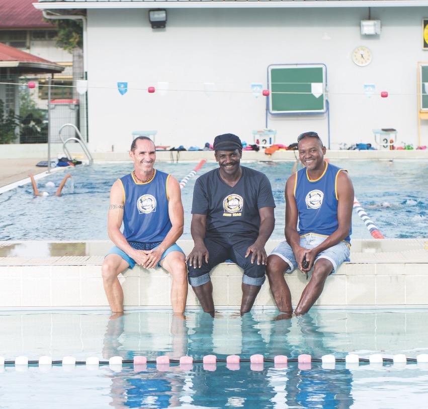 Megaquarius : nage en eaux guyanaises