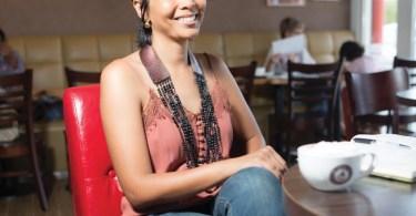Joyce Dechamp Présidente de l'Association guyanaise des psychologues