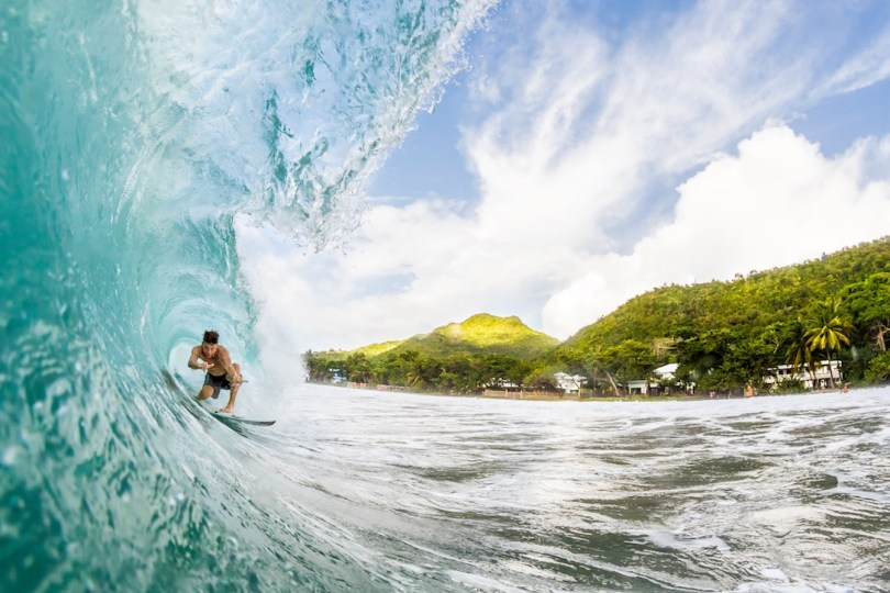 Martinique Surf Pro 2018